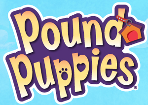 Pound Puppies (2010 TV series) - Image: Pound Puppies logo
