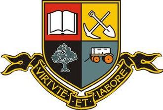 Pretoria Boys High School - Image: Pretoria Boys High School coat of arms