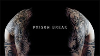 Prison Break - First season intertitle