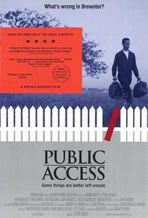 Public Access - Film poster