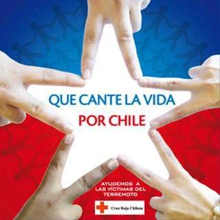 Que Cante la Vida 2010 single by Artists for Chile
