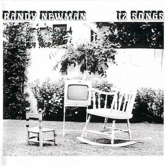 12 Songs (Randy Newman album) - Image: Randy Newman 12Songs