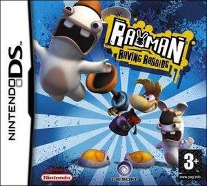 Rayman Raving Rabbids (handheld game) - Image: Rayman Raving Rabbids (handheld game)