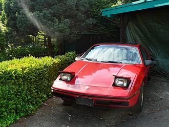 Pontiac Fiero - 1984 Fiero SE