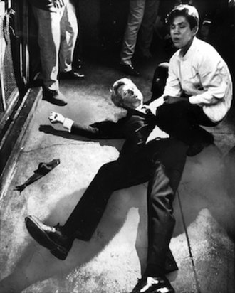 Assassination of Robert F. Kennedy - Image: Rfk assassination