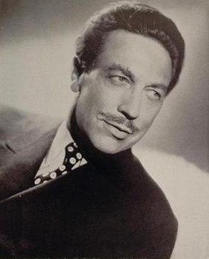 Richard Bonelli - Bonelli, ca. 1940s