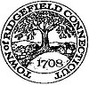 Official seal of Ridgefield, Connecticut