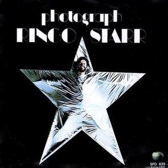 Photograph (Ringo Starr song) - Image: Ringo starr photo