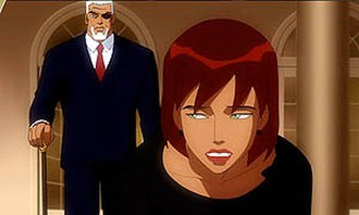 Rose Wilson - Rose and her father in Crisis On Two Earths.