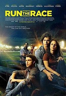 <i>Run the Race</i> 2019 American Christian drama film