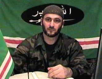 Abdul-Halim Sadulayev - Image: Sadulayev