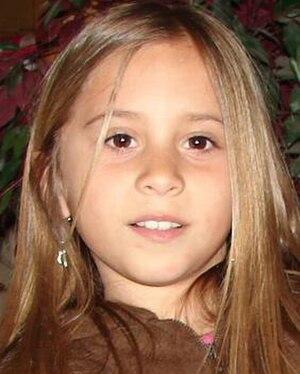 Murder of Sandra Cantu - Image: Sandra Cantu