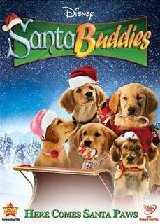 <i>Santa Buddies</i> 2009 direct to video film directed by Robert Vince