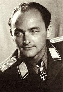 Günther Schack German World War II fighter pilot