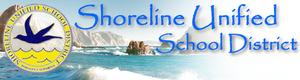 Shoreline Unified School District - Image: Shoreline USD logo