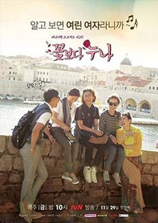 <i>Sisters Over Flowers</i> 2013 South Korean television series