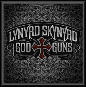 God & Guns - Image: Skynyrd 5IN web small 298x 300