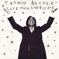 """Sleeping Satellite"" cover"