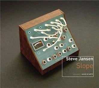 Slope (album) - Image: Slopejansen