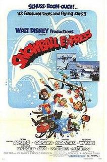 <i>Snowball Express</i> 1972 film by Norman Tokar
