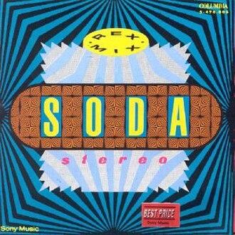 Rex Mix - Image: Soda Stereo Rex Mix