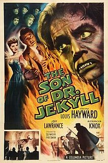 <i>The Son of Dr. Jekyll</i> 1951 American film by Seymour Friedman