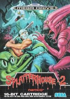 <i>Splatterhouse 2</i> 1992 video game