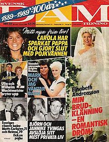 Cover of the magazine (Nr 22, 1989)