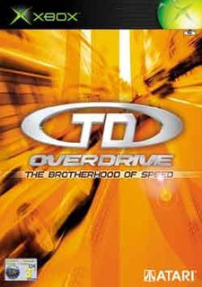 <i>TD Overdrive: The Brotherhood of Speed</i>