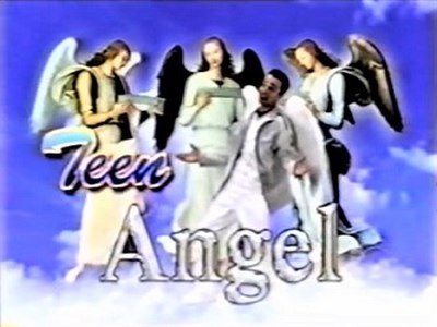 Picture of a TV show: Teen Angel