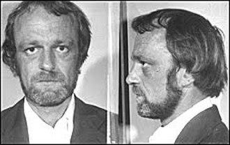 Terrance John Clark - Mugshot of Terry Clark (1979)