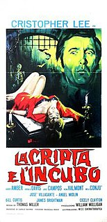 <i>Terror in the Crypt</i> 1964 film