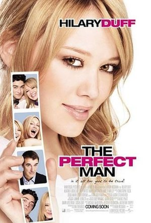 The Perfect Man - Theatrical release poster