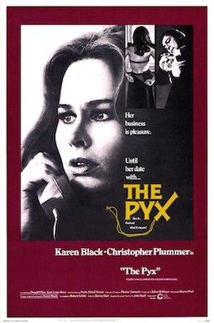 The Pyx - Image: The Pyx