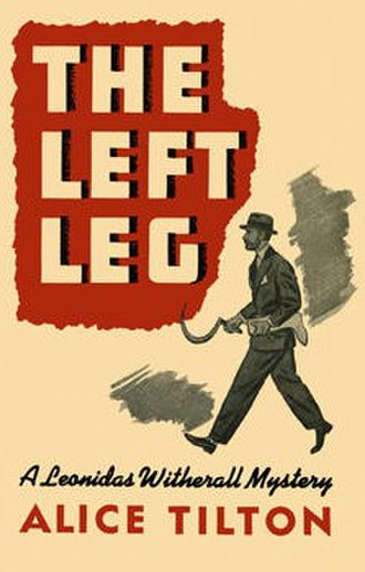 The Left Leg - First edition (US)