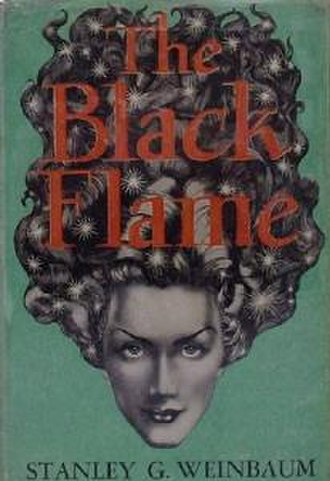 The Black Flame (novel) - First edition