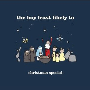 Christmas Special (album) - Image: The Boy Least Likely To Christmas Special