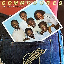 Hot on the Tracks/In the Pocket - Commodores | Songs ...