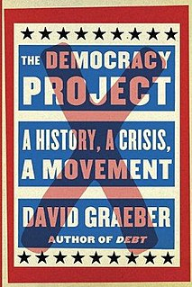 <i>The Democracy Project</i> Book by David Graeber