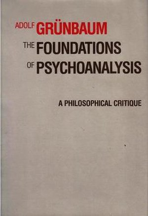 The Foundations of Psychoanalysis - Cover of the first edition