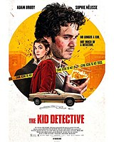 Picture of a movie: The Kid Detective