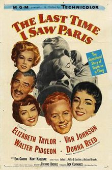 The Last Time I Saw Paris poster.jpg
