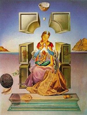 The Madonna of Port Lligat.jpg