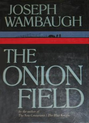 The Onion Field - First edition cover