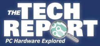The Tech Report Web site covering computer technology and culture