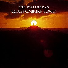 The Waterboys Glastonbury Song 1993 Single Cover.jpg