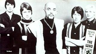 The Wheels 1960s Irish rock band