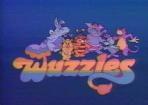 The Wuzzles - Image: The Wuzzles