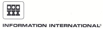 The corporate logo for Information International, Inc.jpg