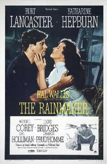 <i>The Rainmaker</i> (1956 film) 1956 film by Joseph Anthony